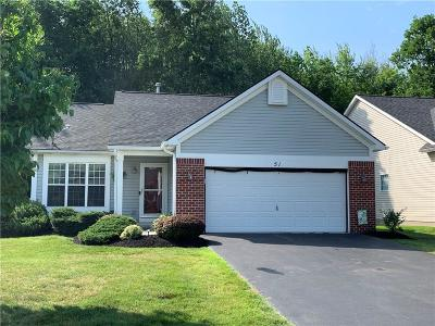 Monroe County Single Family Home For Sale: 51 Foxtail Lane