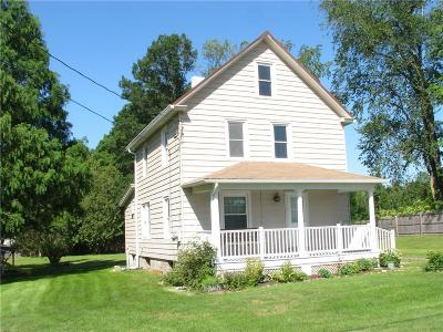 Single Family Home Active Under Contract: 2418 Townline Road