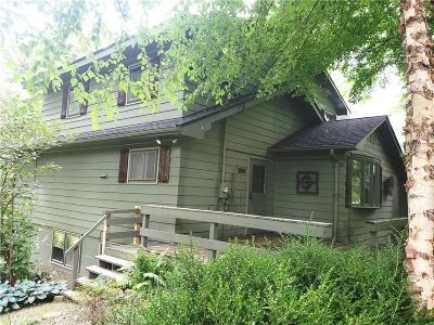 Chautauqua County Single Family Home For Sale: 7261 Third Avenue