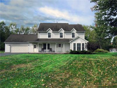 Monroe County Single Family Home For Sale: 3433 Big Ridge Road