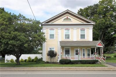 Single Family Home For Sale: 4514 Route 60