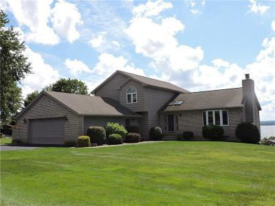 Bemus Point NY Single Family Home For Sale: $329,700