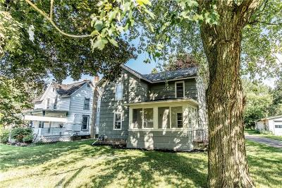 Marion Single Family Home For Sale: 4062 N Main Street