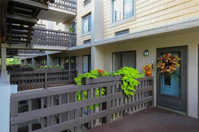 Condo/Townhouse For Sale: 37 Cliffside Drive