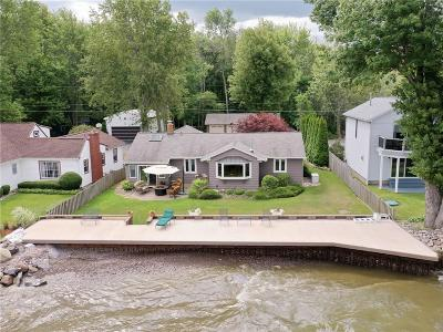 WATERFRONT LOTS, COTTAGES & HOMES FOR SALE LAKE ONTARIO, NY