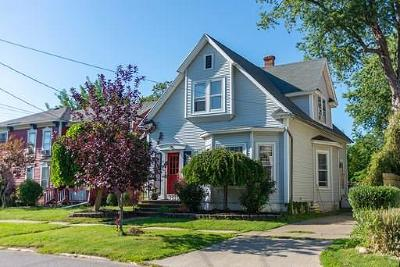 Dunkirk Single Family Home For Sale: 54 W 5th Street