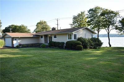 Ashville, Bemus Point, Cassadaga, Celoron, Chautauqua Institution, Findley Lake, Lakewood, Mayville Single Family Home For Sale: 3685 Crestview Road