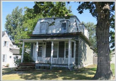 Single Family Home For Sale: 26 Buffalo Street