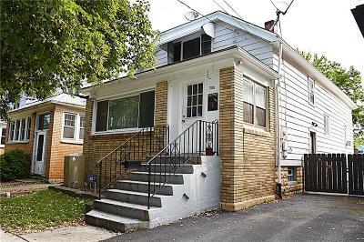 Buffalo Single Family Home Active Under Contract: 295 Gold Street