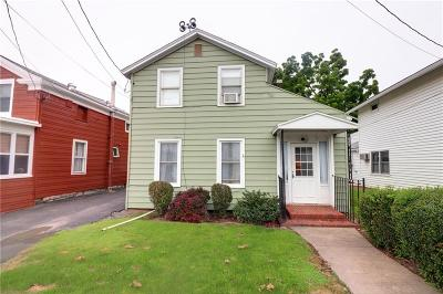 Seneca Falls Single Family Home For Sale: 11 Mynderse Street