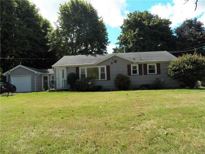 Monroe County Single Family Home For Sale: 481 Ogden Parma Town Line Road