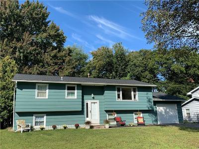Rochester Single Family Home For Sale: 312 Ballad Avenue