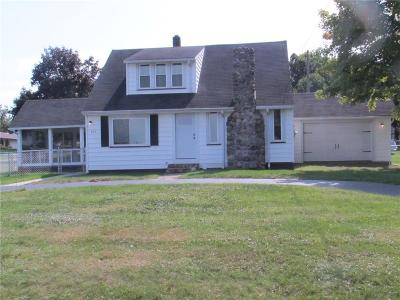 Monroe County Single Family Home For Sale: 400 North Drive