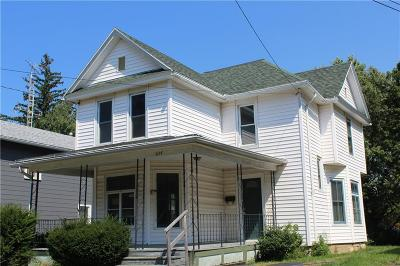 Dunkirk Single Family Home For Sale: 624 Eagle Street