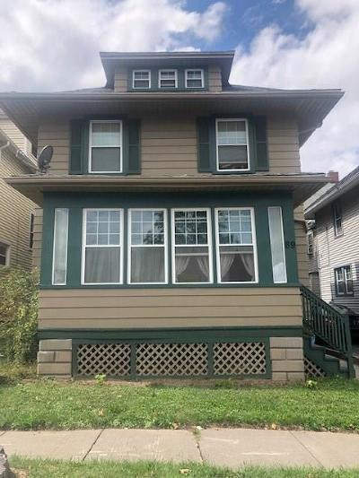 Rochester Single Family Home For Sale: 89 Finch Street