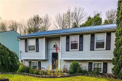 Monroe County Single Family Home For Sale: 72 Close Hollow Drive