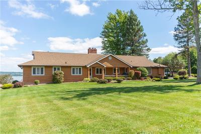 Single Family Home For Sale: 2706 Route 394