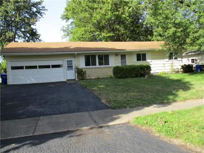 Rochester Single Family Home For Sale: 62 Nory Lane