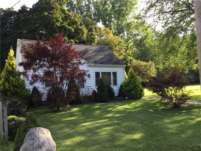 Single Family Home For Sale: 226 Linwood Avenue