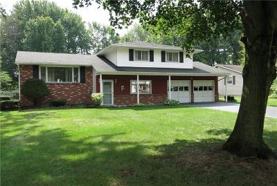 Rochester Single Family Home For Sale: 277 Berkshire Drive
