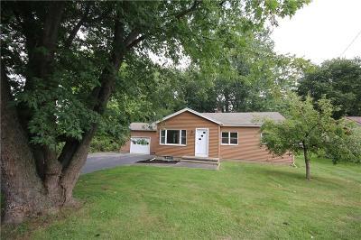 Monroe County Single Family Home For Sale: 860 Salt Road