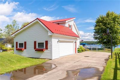 Single Family Home For Sale: 3760 Lakeland Road