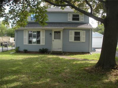 Rochester Single Family Home For Sale: 177 Haddon Road