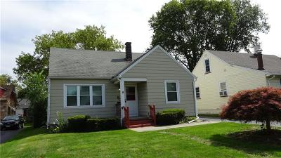 Rochester Single Family Home For Sale: 50 Standish Road