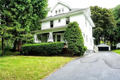 Rochester Single Family Home For Sale: 1954 Culver Road