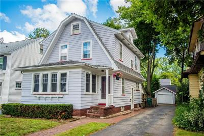 Rochester Single Family Home Active Under Contract: 126 Legran Road