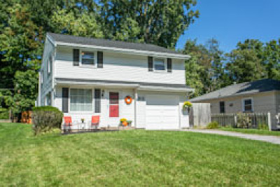 Rochester Single Family Home For Sale: 312 Eaton Road