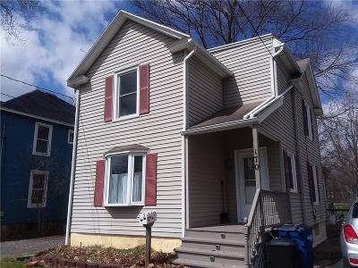 Single Family Home For Sale: 170 W Gibson Street