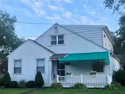 Dunkirk Single Family Home For Sale: 55 Seel Street