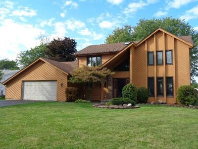 Rochester Single Family Home For Sale: 297 Northwood Drive