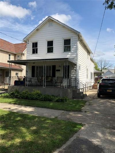 Niagara County Single Family Home For Sale: 269 Vandervoort Street