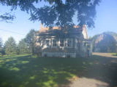 Byron NY Single Family Home For Sale: $129,900