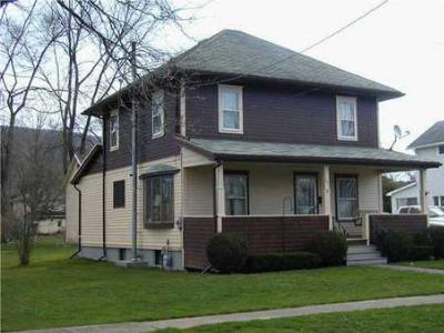 North Dansville NY Single Family Home S-Closed/Rented: $73,000