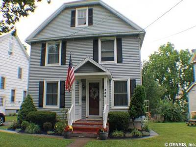 Single Family Home Sold: 224 West Avenue