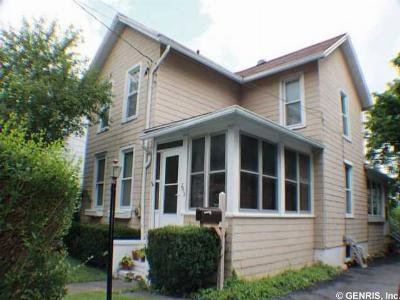 Single Family Home Sold: 243 Pleasant Street