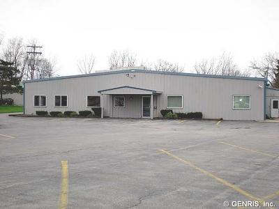 Commercial Lease A-Active: 3932 Salt Works Road