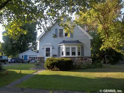 Butler NY Single Family Home For Sale: $81,900