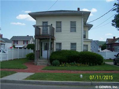 Multi Family 2-4 S-Closed/Rented: 48 Jane Street