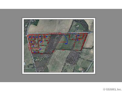 Rush Residential Lots & Land A-Active: Rush Henrietta Town Line Road West