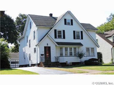 Single Family Home Sold: 109 Redwood Rd