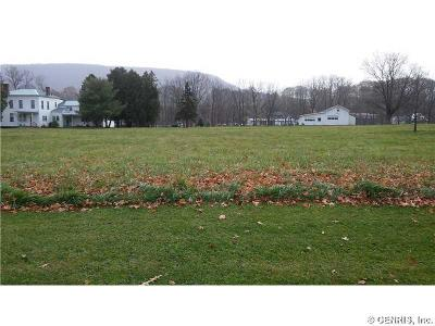 North Dansville NY Residential Lots & Land A-Active: $29,900