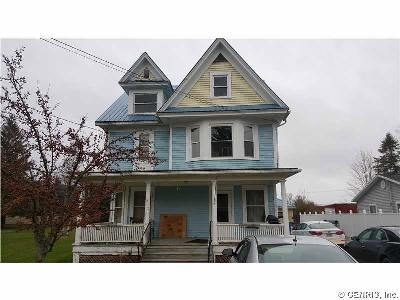 Cohocton NY Single Family Home Sold: $48,000