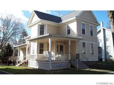Single Family Home Sold: 127 Bristol Street
