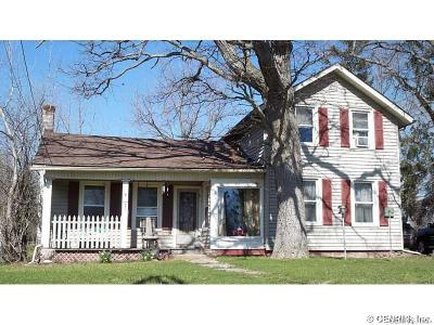 Single Family Home Sold: 2336 State Route 21