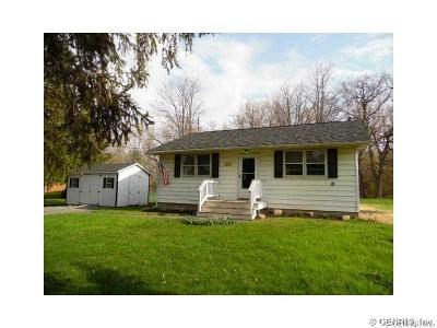 Fayette NY Single Family Home A-Active: $94,900
