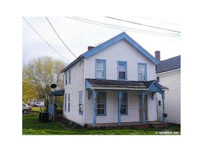 Geneva-City NY Single Family Home Sale Pending: $49,900